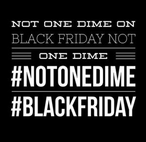 boycott black friday