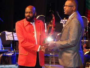 Lt. Stitchie honored for his contribution to the Jamaican music industry
