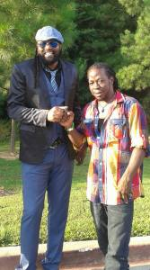 Likkle Lightning & Tony Rebel
