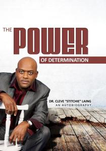 Lt. Stitchie's Autobiography, The Power Of Determination, Is Now Available Online