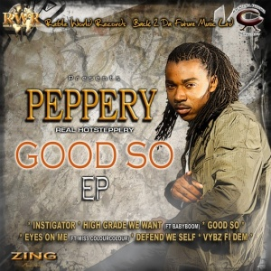 00-Peppery Good So EP Artwork 2015