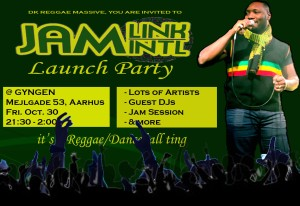 jam link launch party