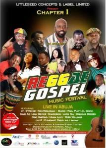 Reggae Gospel Music Festival