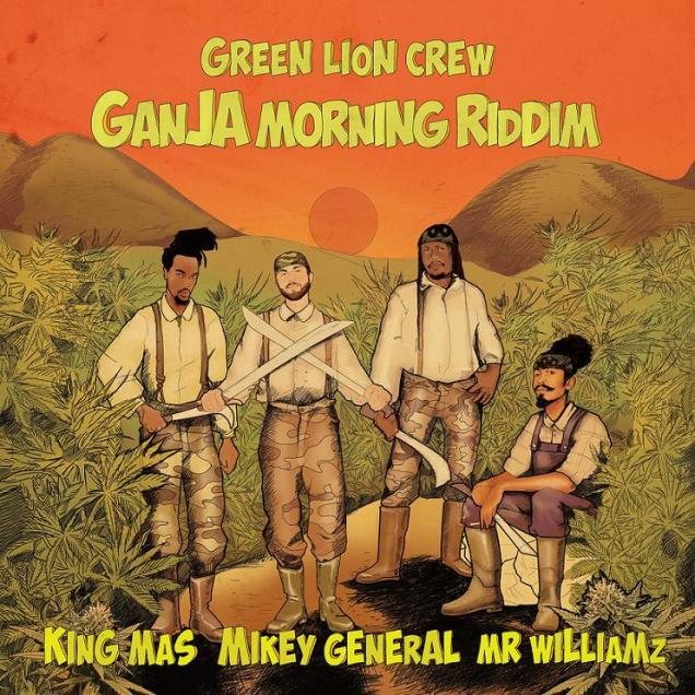 "00-""Ganja Morning"" By Mikey General & Mr. Williamz, Listed As Best Reggae Song For 2015"