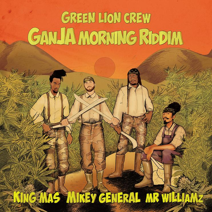 """00-""""Ganja Morning"""" By Mikey General & Mr. Williamz, Listed As Best Reggae Song For 2015"""