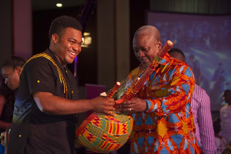 00-President John Dramani Mahama