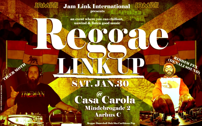 Jamaica Link Up - January 22