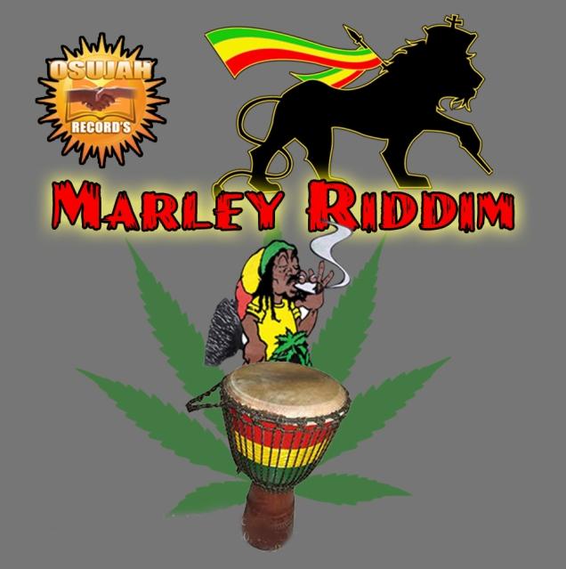 MARLEY RIDDIM CD COVER