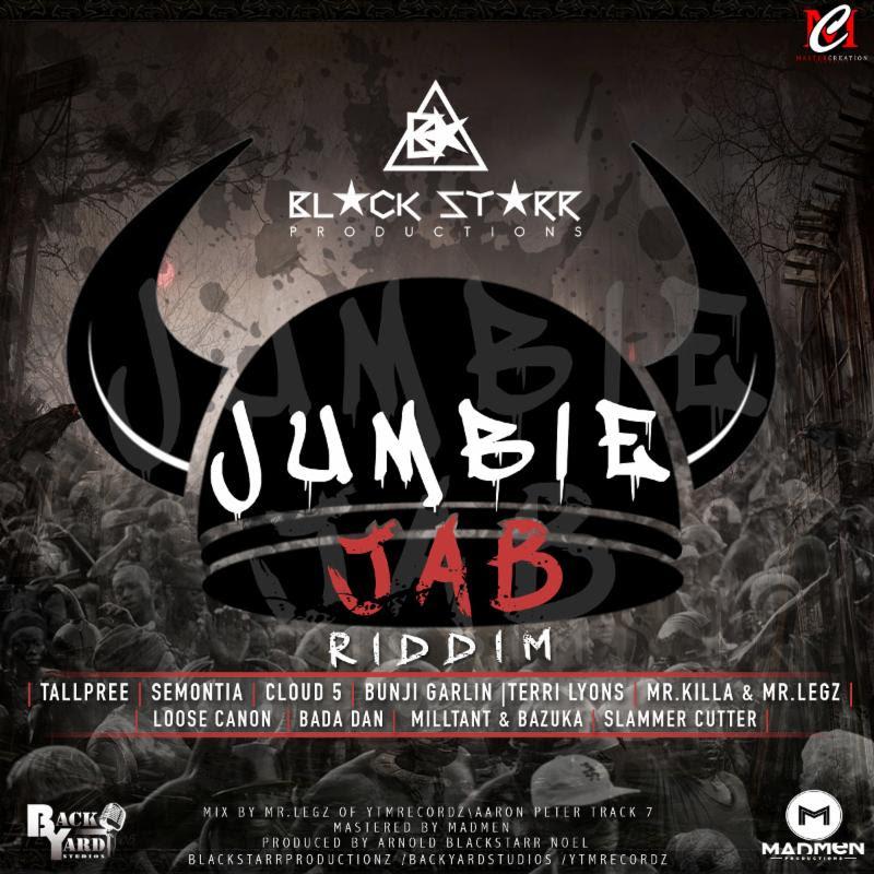 00 - Jumbie Jab Riddim image