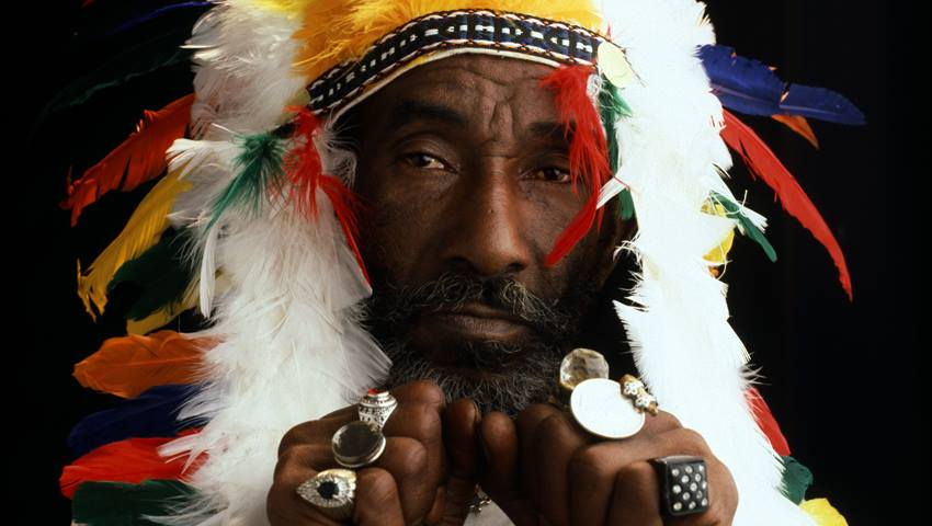 "Reggae Legend Lee ""Scratch"" Perry To Perform In Aarhus On April 12th"