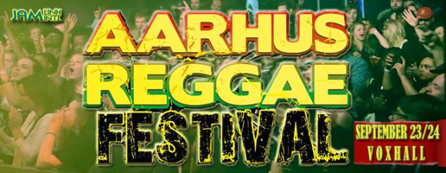 2016  Aarhus Reggae Fest early cover