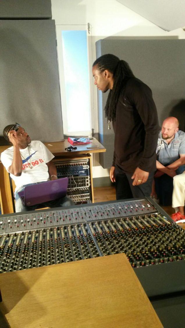 "UK Based Reggae Artist, Peppery, Shoots Video For His Latest Single, ""Everybody"""