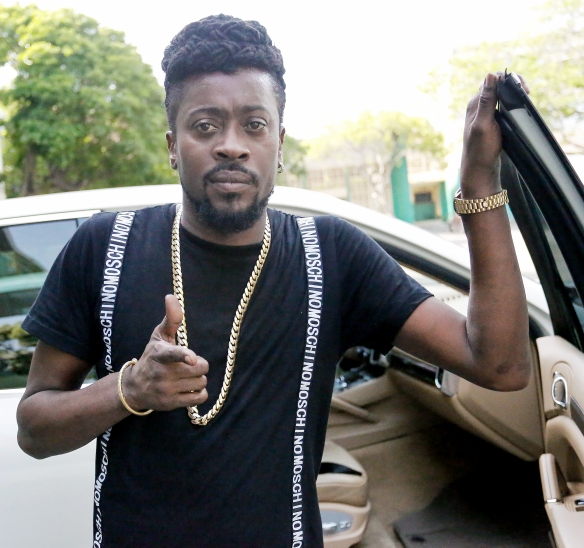 Beenie Man  *** Local Caption *** Beenie Man