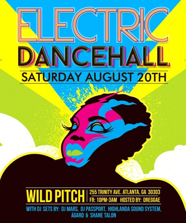 Electric Dancehall 2