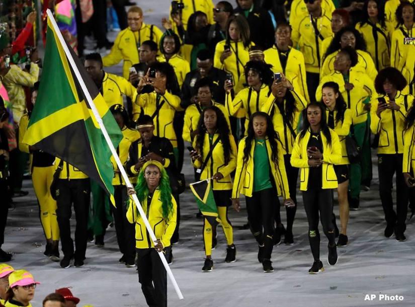 Jamaican Athletes in Rio