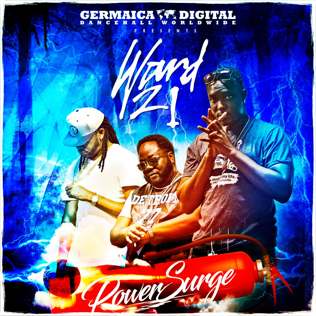 cover_ward_21_power_surge_ep