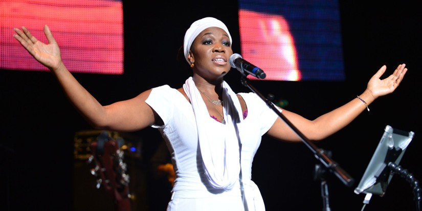 India Arie Performs At Fillmore Miami Beach