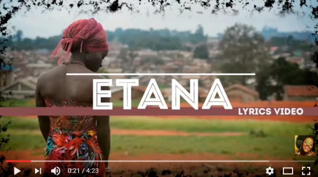 ETANA LYRIC VIDEO