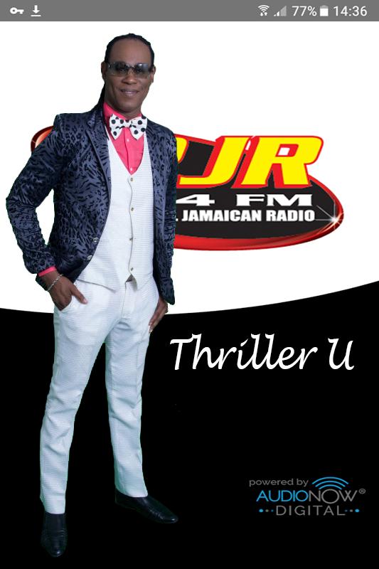 Thriller U RJR94