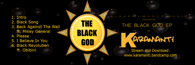 Black God cover