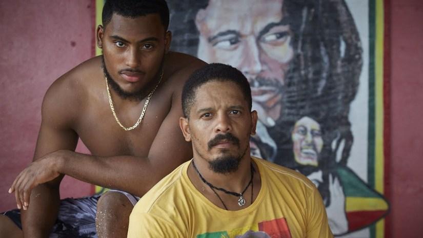 Nico and Rohan Marley