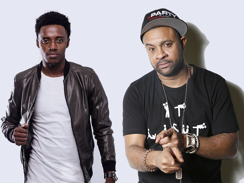 Romain Virgo and Shaggy