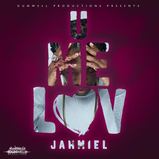 Jahmiel - U Me Luv Artwork