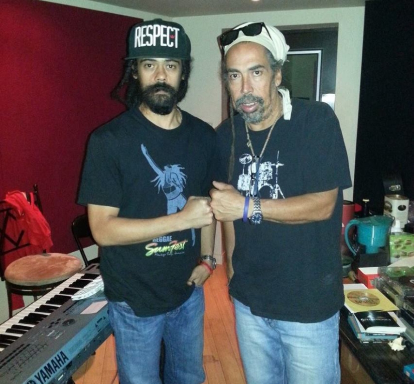 Damian Marley & Stephen Cat Coore