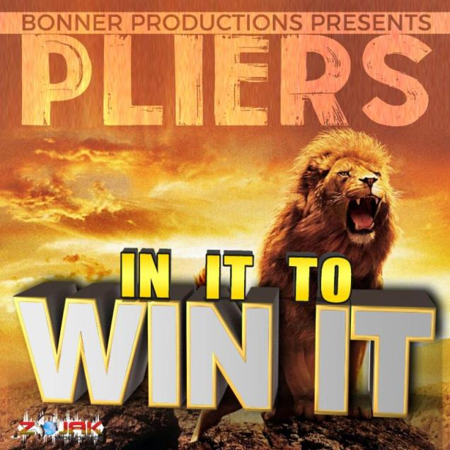 pliers in it to win it lion