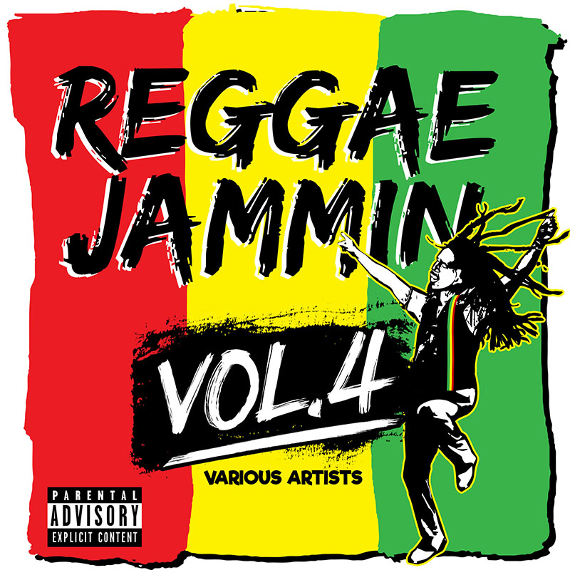Reggae Jammin vol 4-web