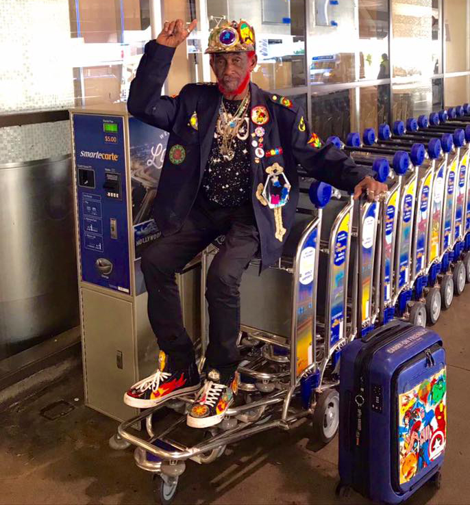 Lee Scratch Perry Wraps Up USA Tour & Heads Back To Jamaica