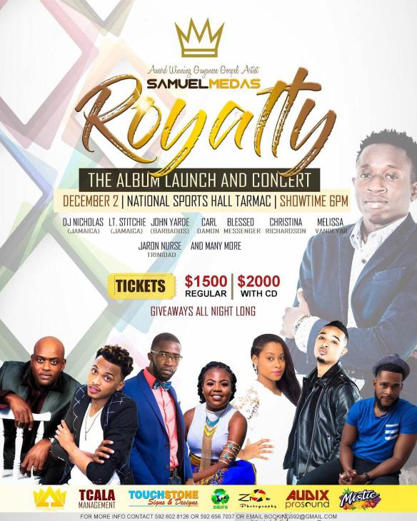 Royalty Poster