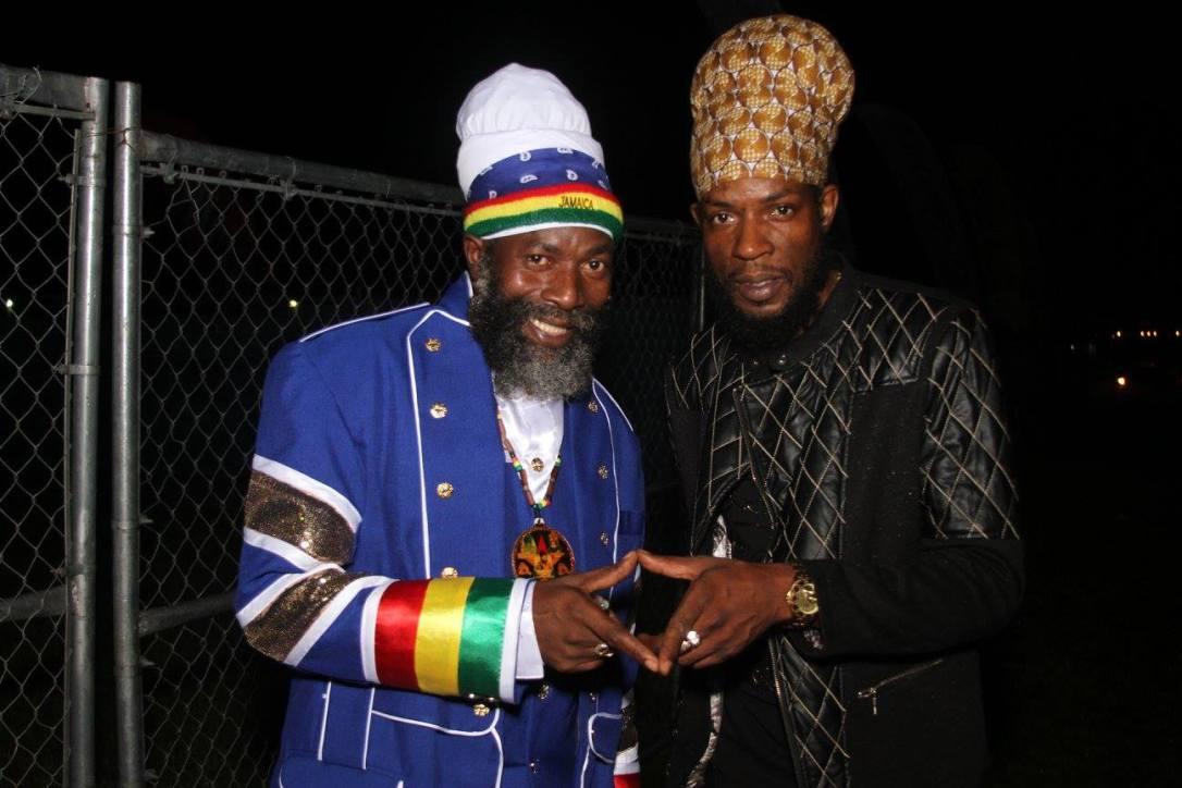 Capleton & Jah Mason