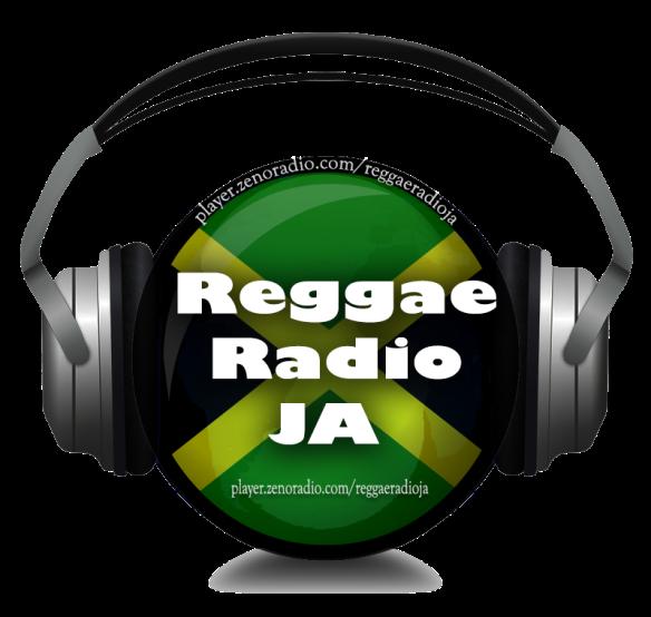 REGGAE RADIO JA LOGO