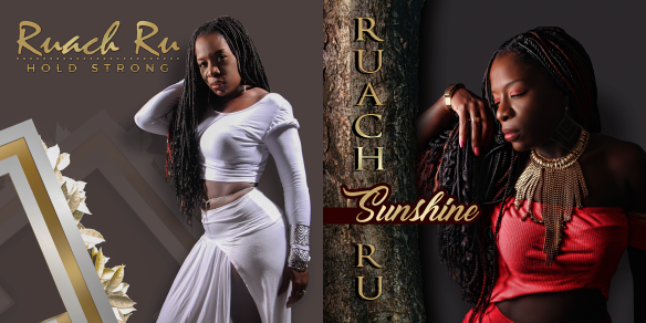 """Ruach Ru Releases Two Brand New Singles; """"Hold Strong"""" & """"Sunshine"""""""