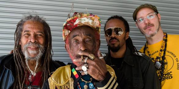 Lee Scratch Perry & Subatomic Sound System's West Coast Tour