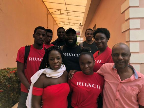 Ruach & Crew