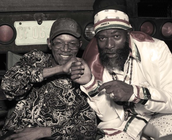 Beres Hammond and Capleton