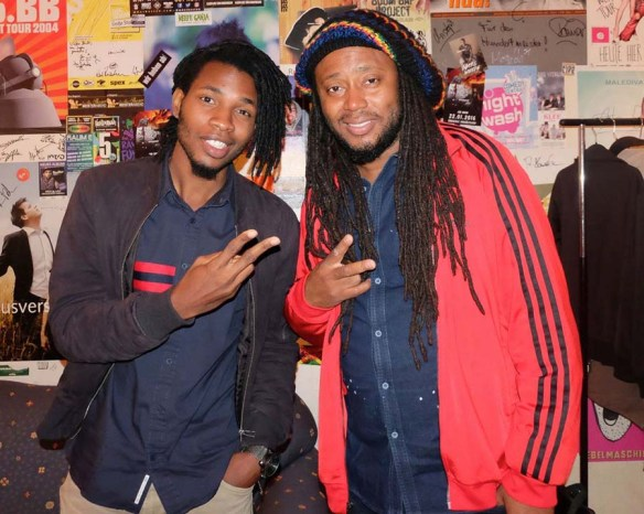 Jah-lil & Duane Stephenson