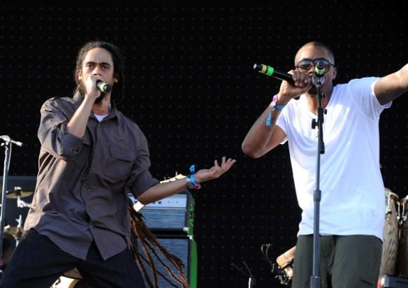 Nas+Damian+Marley
