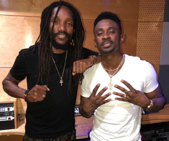 Kabaka Pyramid & Christopher Martin